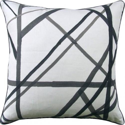 channels ebony pillow