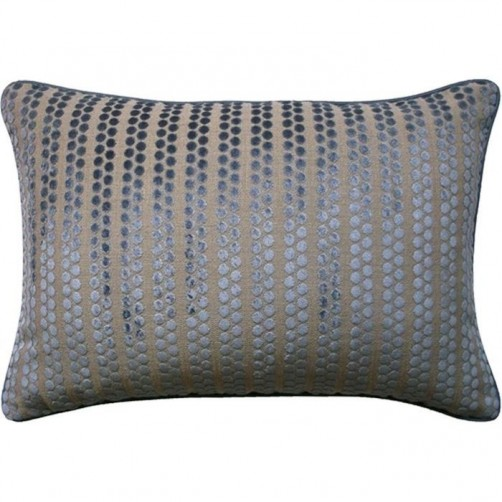 cherubino delft bolster pillow