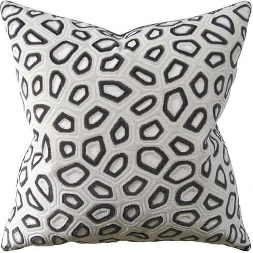 chic tortoise steel pillow
