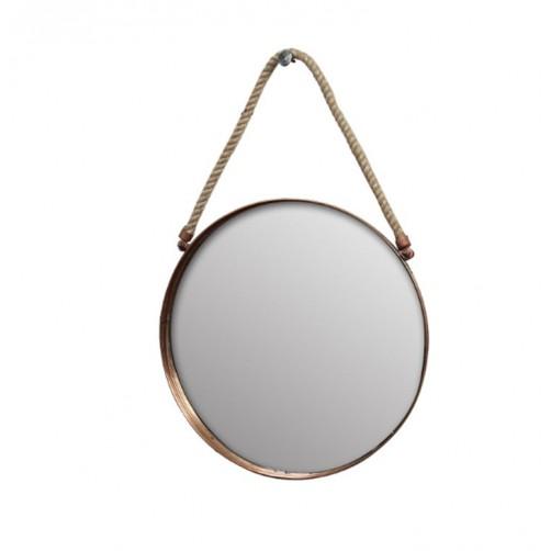 homart cornell copper mirror small