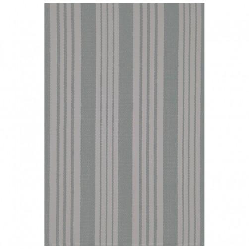 dash & albert birmingham grey woven cotton rug