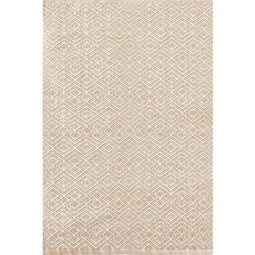 dash & albert annabelle wheat indoor / outdoor rug