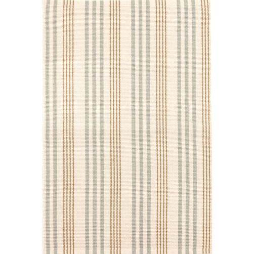 dash & albert olive branch woven cotton rug