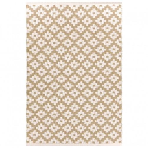 dash & albert samode khaki ivory indoor/outdoor rug