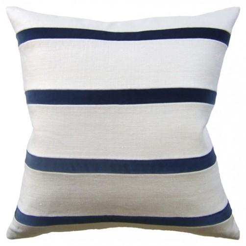 giorgio linen stripe pillow