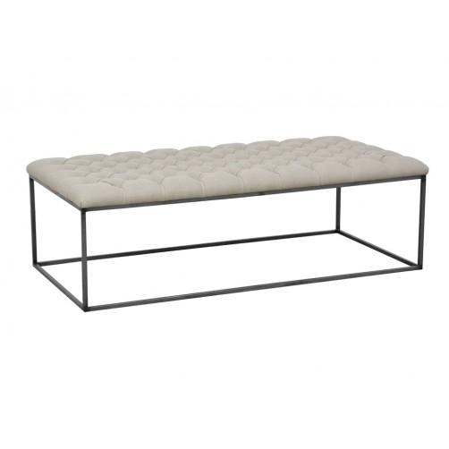 grammercy coffee table flax