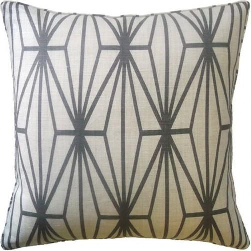 katana ivory pillow