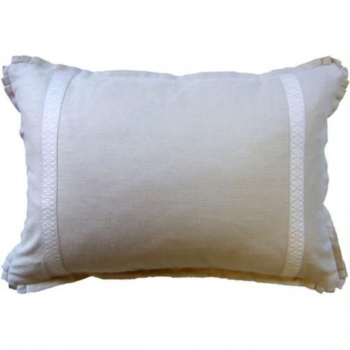 lily parchment pillow