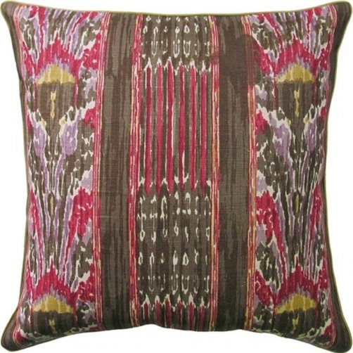 new mazar brown pillow