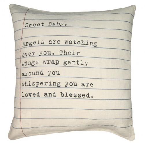sweet baby pillow