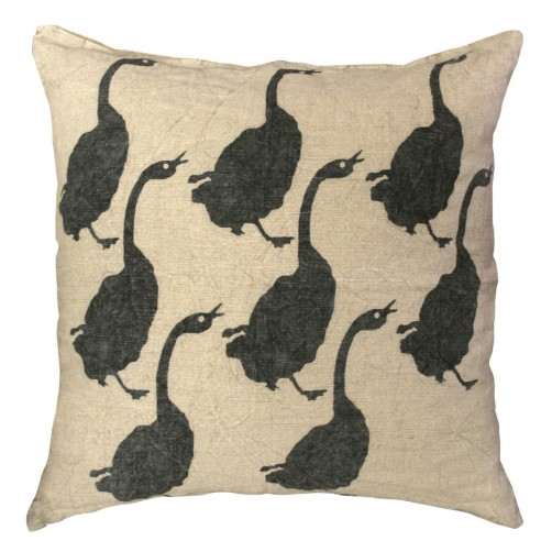 geese pillow