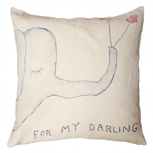 for my darling pillow
