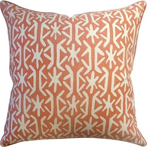 rinca coral pillow