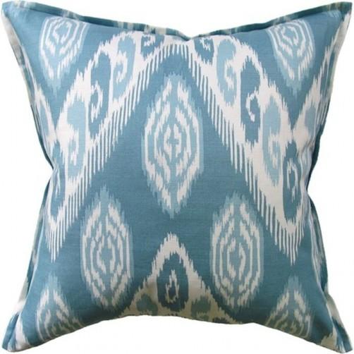sorbo blue pillow
