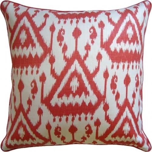 vientiane coral pillow