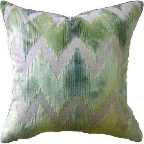 watersedge green pillow
