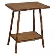 english rectangle table