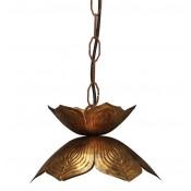 jamie young small flowering lotus pendant
