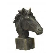 mustang horse head