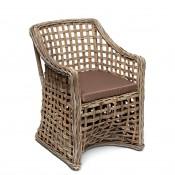 rattan chair natural