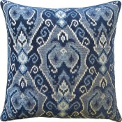 arapahoe denim pillow