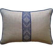 bistro nautical pillow