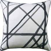 channels ebony pillow