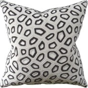 chic tortoise steel pillow