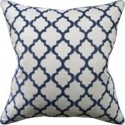 cottesmore indigo pillow