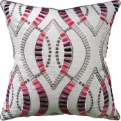 sydon magenta pillow