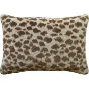 zambezi chickory bolster pillow