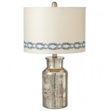 knot accent lamp