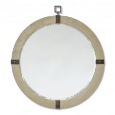 palecek brockton round mirror
