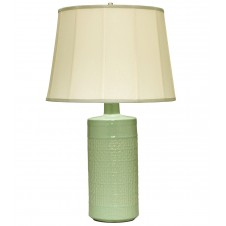 jamie young astral table lamp w/ open cone shade