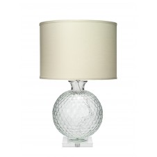 jamie young clark table lamp w/ drum shade