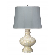 jamie young st. croix table lamp w/ open cone shade