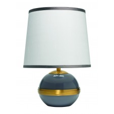 jamie young stockholm accent lamp w/ small cone shade