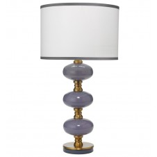 jamie young stockholm table lamp w/ medium drum shade