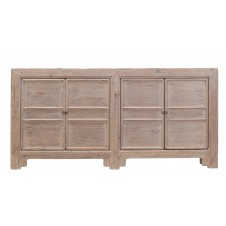 gansu gridded doors cabinet