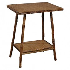 english rectangle table