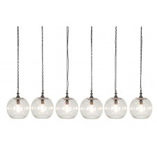 whitney string chandelier, large