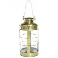 homart caravan brass small lantern
