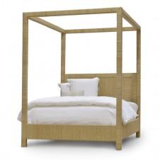 palecek woodside canopy bed