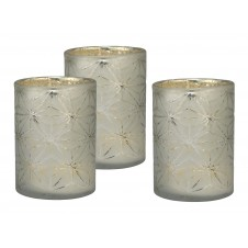 snowflake hurricanes set of 3