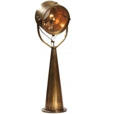 nautical search light floor lamp