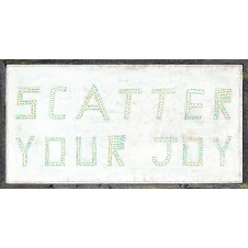 scatter your joy art print