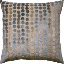 avery dots dusk pillow