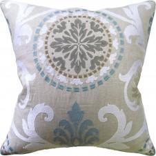 banyan aqua pillow