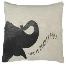 smart elephant pillow