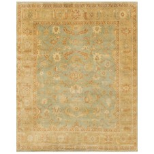 bogart collection sea & gold rug